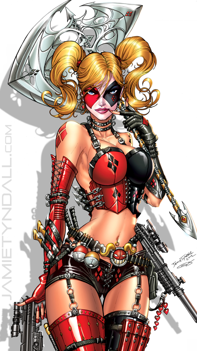 Harley quinn iphone clipart banner freeuse 78 Best images about Harley Quinn on Pinterest | Steampunk, Joker ... banner freeuse