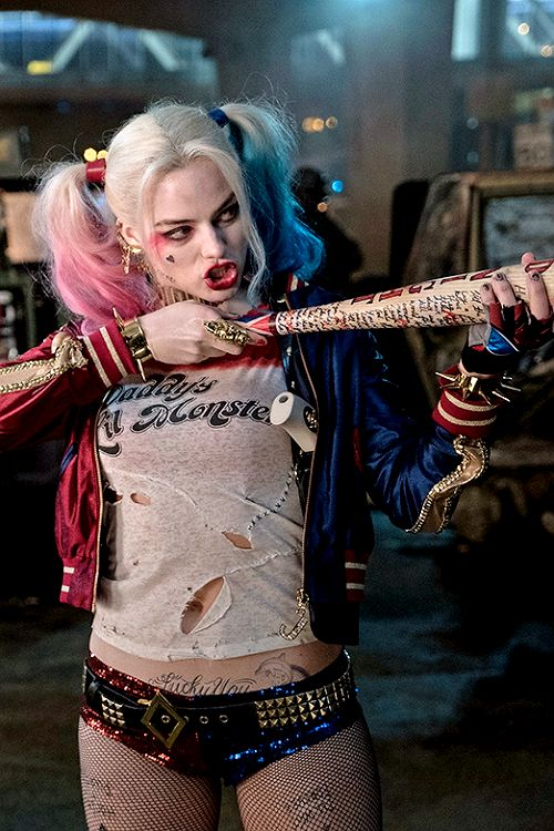 Harley quinn margot robbie clipart picture freeuse stock 1000+ images about Harley Quinn is Queen on Pinterest | Margot ... picture freeuse stock