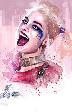 Harley quinn margot robbie clipart png free SUICIDE SQUAD: Margot Robbie's 'Harley Quinn' Looks Even Better In ... png free