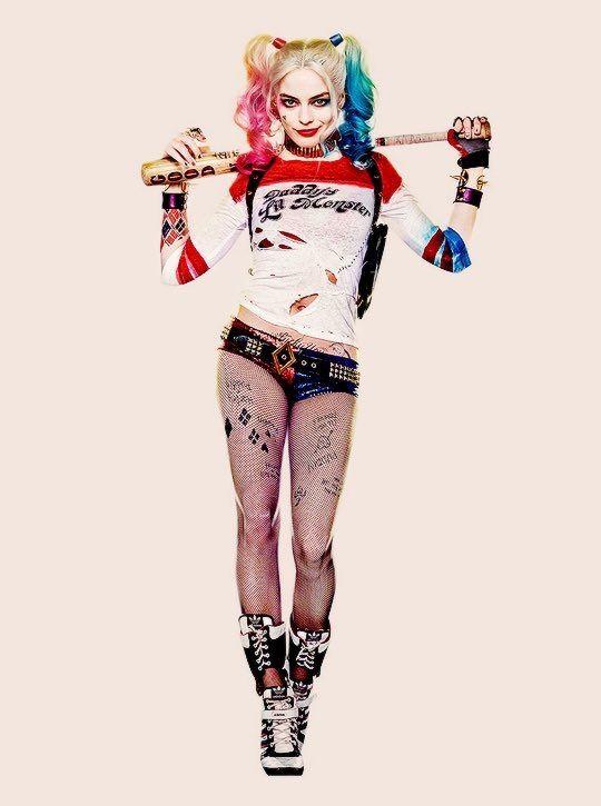 Harley quinn margot robbie clipart graphic freeuse download Margot Robbie as Harley Quinn - Suicide Squad | Suicide squad ... graphic freeuse download