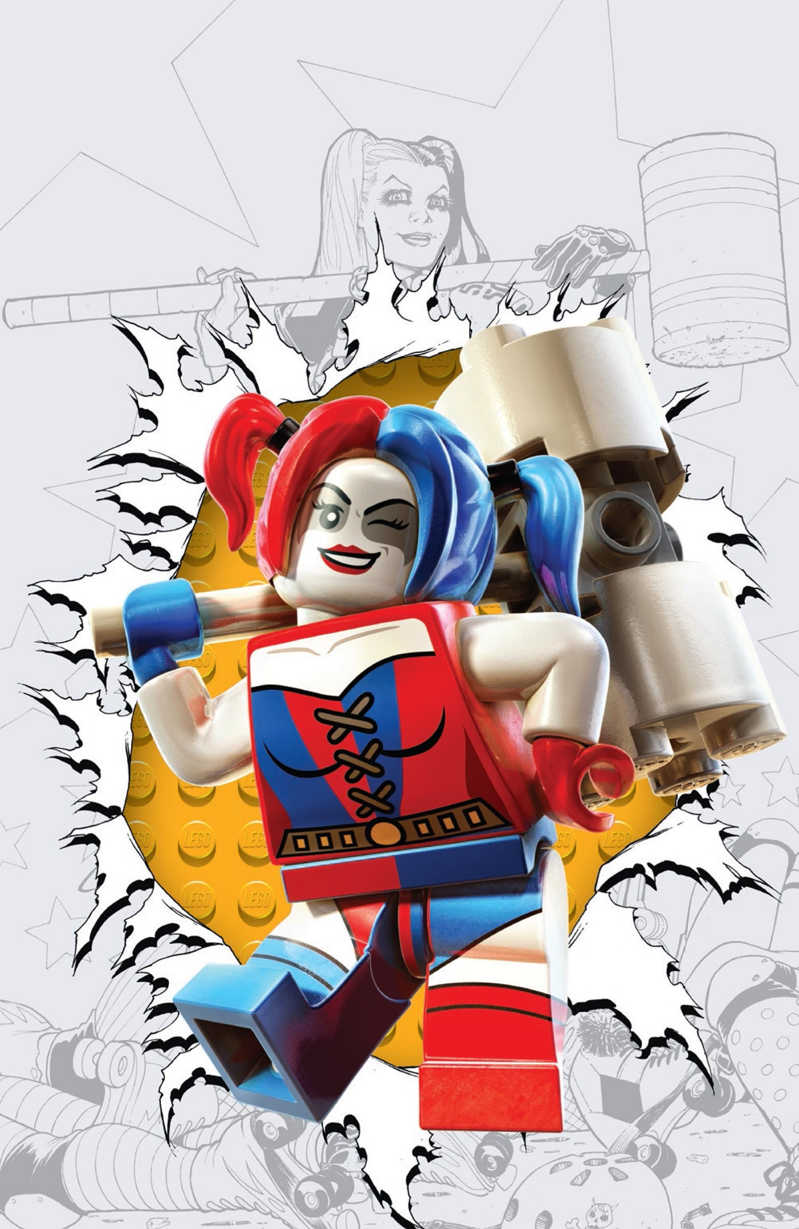 Harley quinn new 52 clipart banner royalty free stock DC comics – GeekMom banner royalty free stock