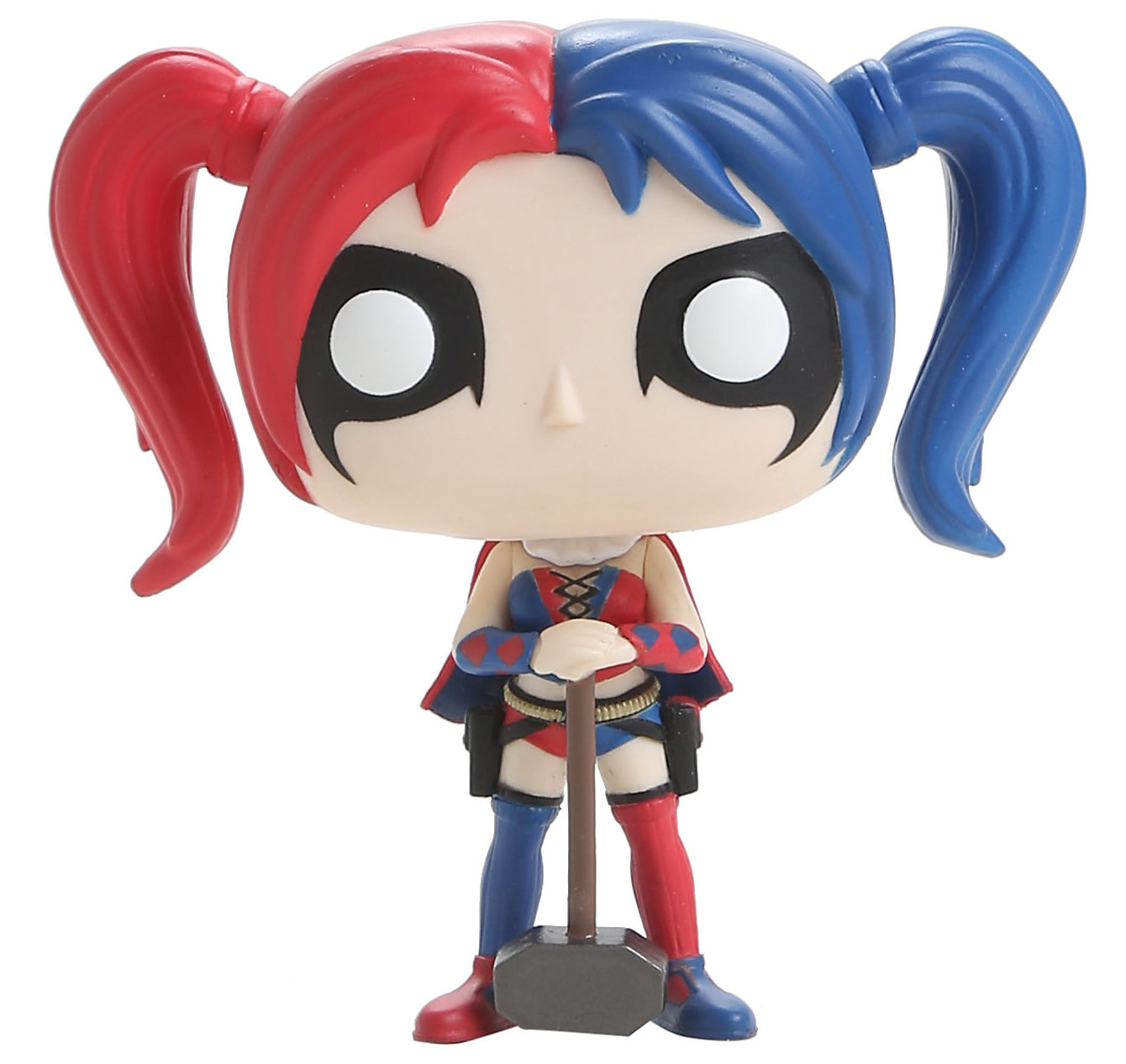 Harley quinn new 52 clipart clip transparent Who Needs A Harley? New 52 Harley Quinn Hot Topic Exclusive ... clip transparent