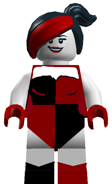 Harley quinn new 52 clipart image transparent download Image - Harley Quinn (New 52).png | Brickipedia | Fandom powered ... image transparent download