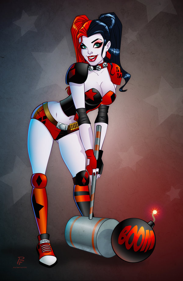 Harley quinn new 52 clipart graphic transparent Harley quinn new 52 clipart - ClipartFest graphic transparent