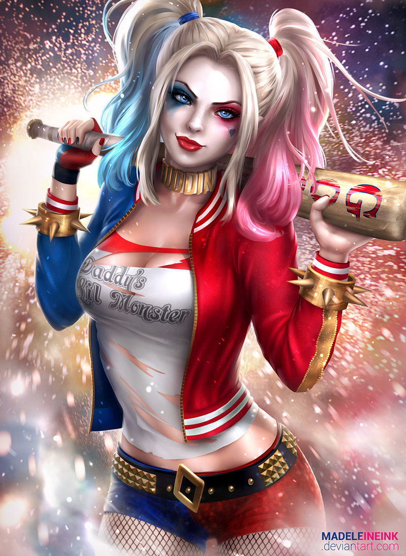 Harley quinn suicid squad clipart png free Suicide squad harley quinn clipart - ClipartFest png free