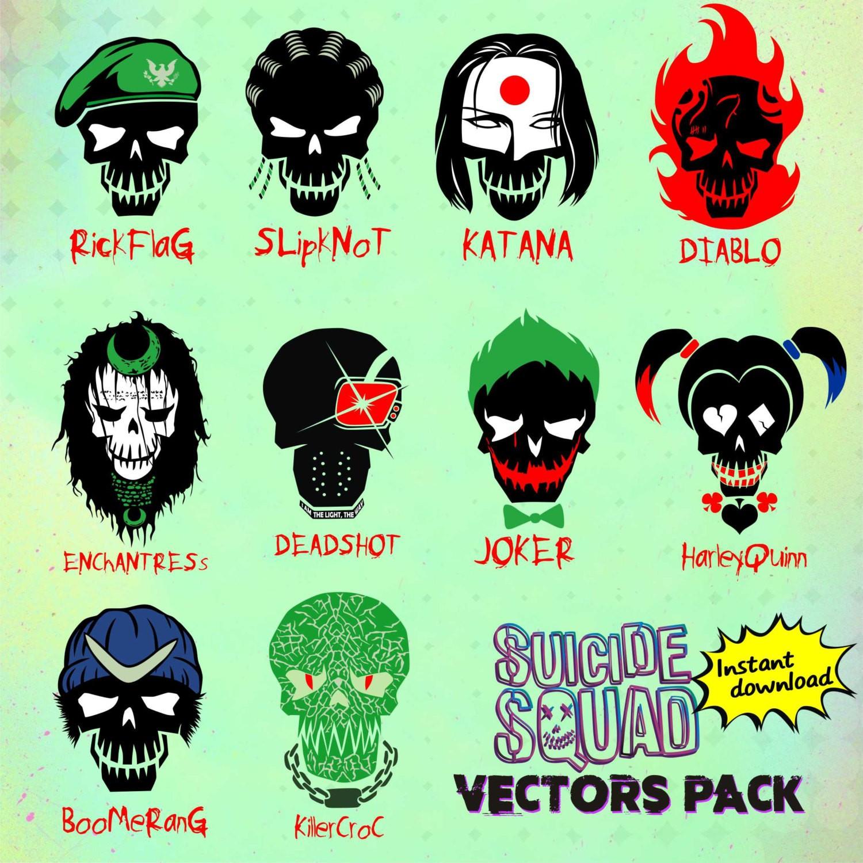 Harley quinn suicid squad clipart graphic transparent Suicide squad clipart - ClipartFest graphic transparent