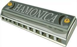 Harmonica clipart free graphic stock Free Harmonica Clipart graphic stock