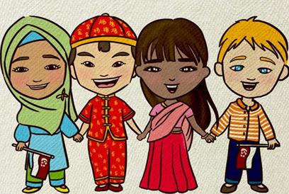 Harmony day clipart clip art free stock Racial harmony day clipart 2 » Clipart Portal clip art free stock