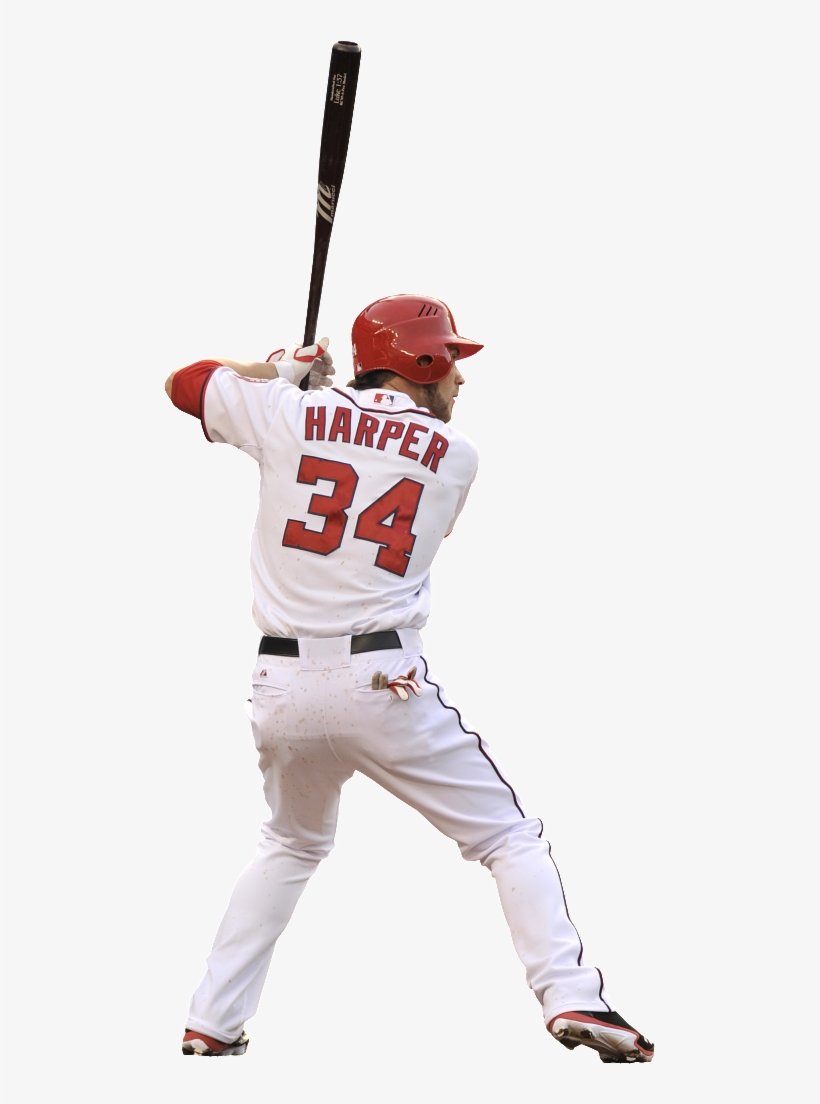 Harper clipart clip free stock Bryce Harper PNG Images | PNG Cliparts Free Download on SeekPNG clip free stock