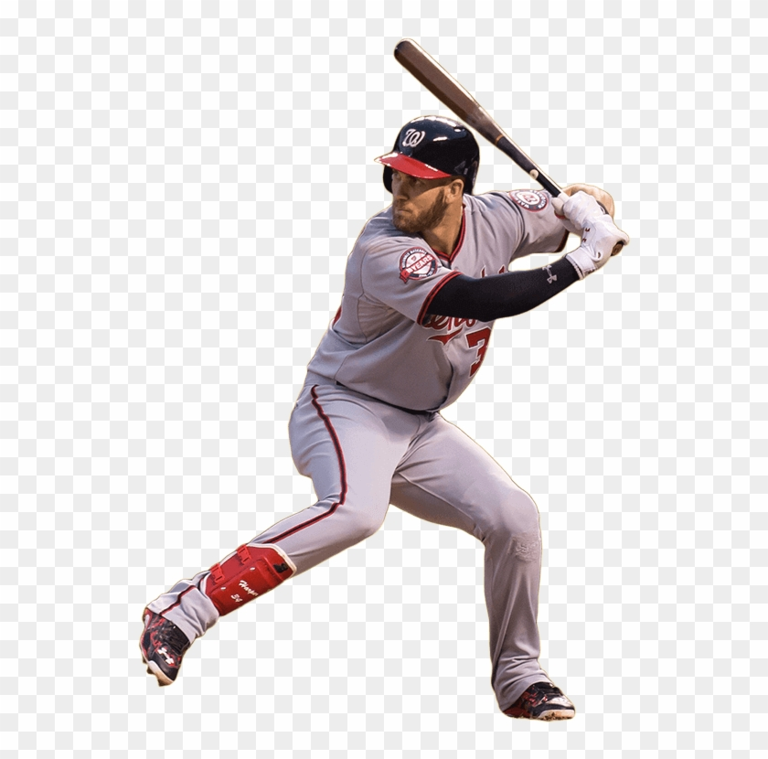 Harper clipart image freeuse download Jpg Library Stock Baseball Player Sliding Clipart - Bryce Harper No ... image freeuse download