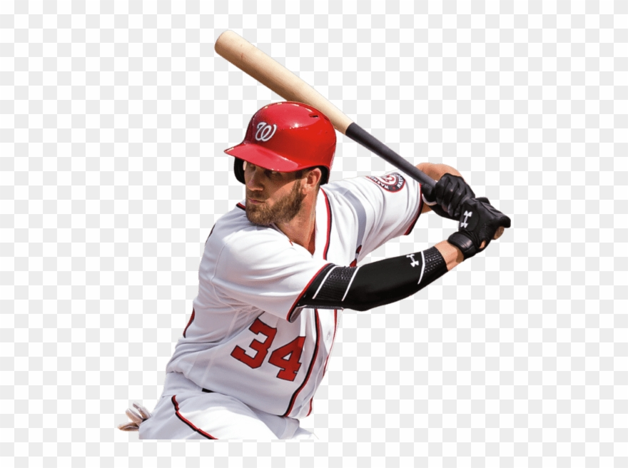 Harper clipart banner stock Mike Trout - Bryce Harper No Background Clipart (#1579037) - PinClipart banner stock