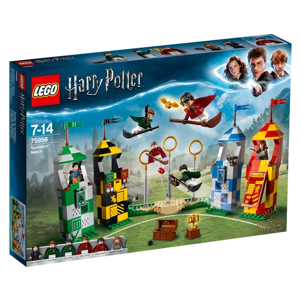 Harry potter building clipart jpg library stock LEGO 75956 Harry Potter Quidditch Match Building Set - LEGO Harry Potter UK jpg library stock