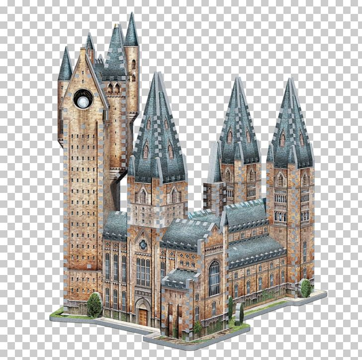 Harry potter building clipart svg free Puzz 3D Jigsaw Puzzles Harry Potter Hogwarts Astronomietoren PNG ... svg free