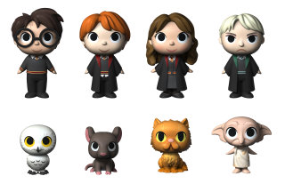 Harry potter character clipart image library download Harry Potter characters re-imagined in adorable new designs ... image library download
