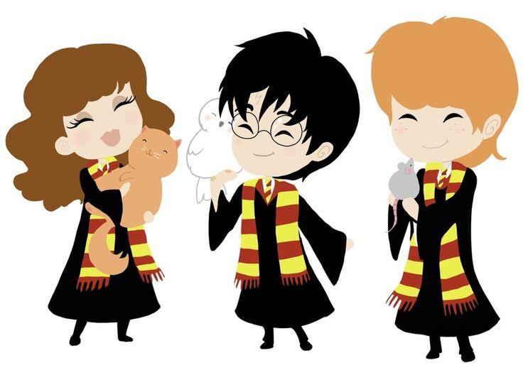 Harry potter character clipart png library Harry potter character clipart - ClipartFest png library