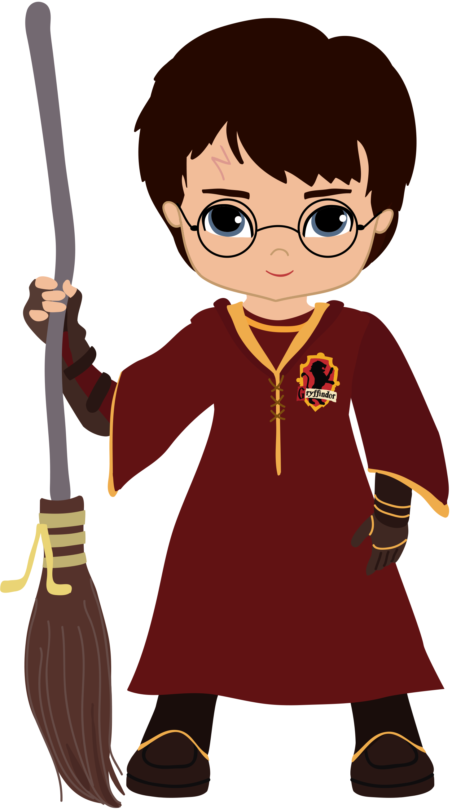 Harry potter character clipart graphic transparent library An Overview of the Harry Potter Books and Universe | Clip art, Tes ... graphic transparent library