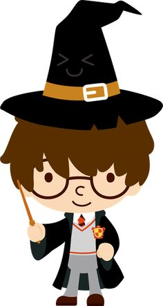 Harry potter character clipart vector transparent download Harry … | Pinteres… vector transparent download