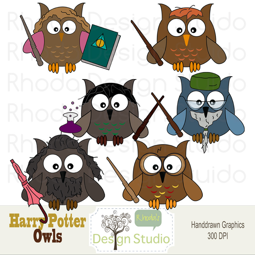 Harry potter character clipart svg library stock HARRY POTTER CLIP ART - HARRY POTTER CLIP ART svg library stock