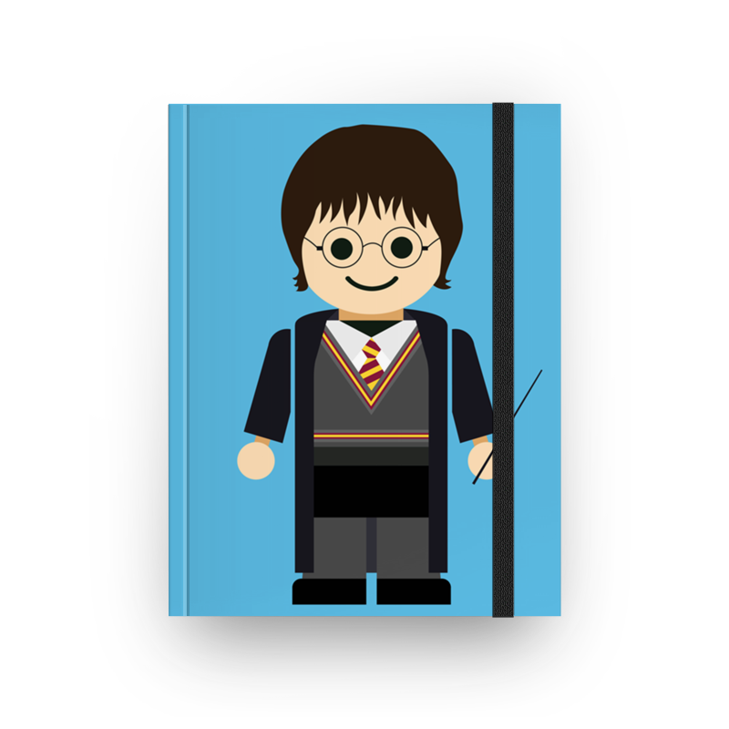 Harry potter clipart crianca banner free library Caderno Toy Harry Potter de Rafael Gomes | Colab55 banner free library