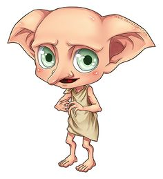 Harry potter dobby clipart royalty free library 7 Best Harry potter clip art images in 2018 | Draw, Harry potter ... royalty free library
