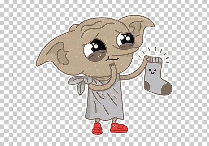 Harry potter dobby clipart picture freeuse stock Dobby The House Elf Draco Malfoy Harry Potter Sticker Albus ... picture freeuse stock