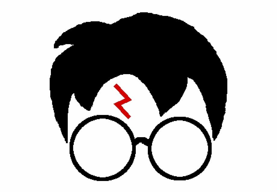 Harry potter glasses and scar clipart clip art stock Harry Potter Scar And Glasses - Harry Potter Head Cartoon Free PNG ... clip art stock