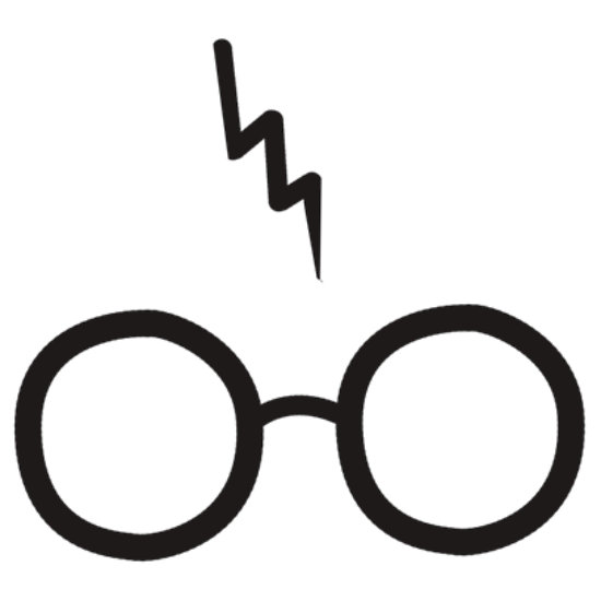 Harry potter scarf clipart black and white graphic black and white library Free Harry Potter Clip Art, Download Free Clip Art, Free Clip Art on ... graphic black and white library