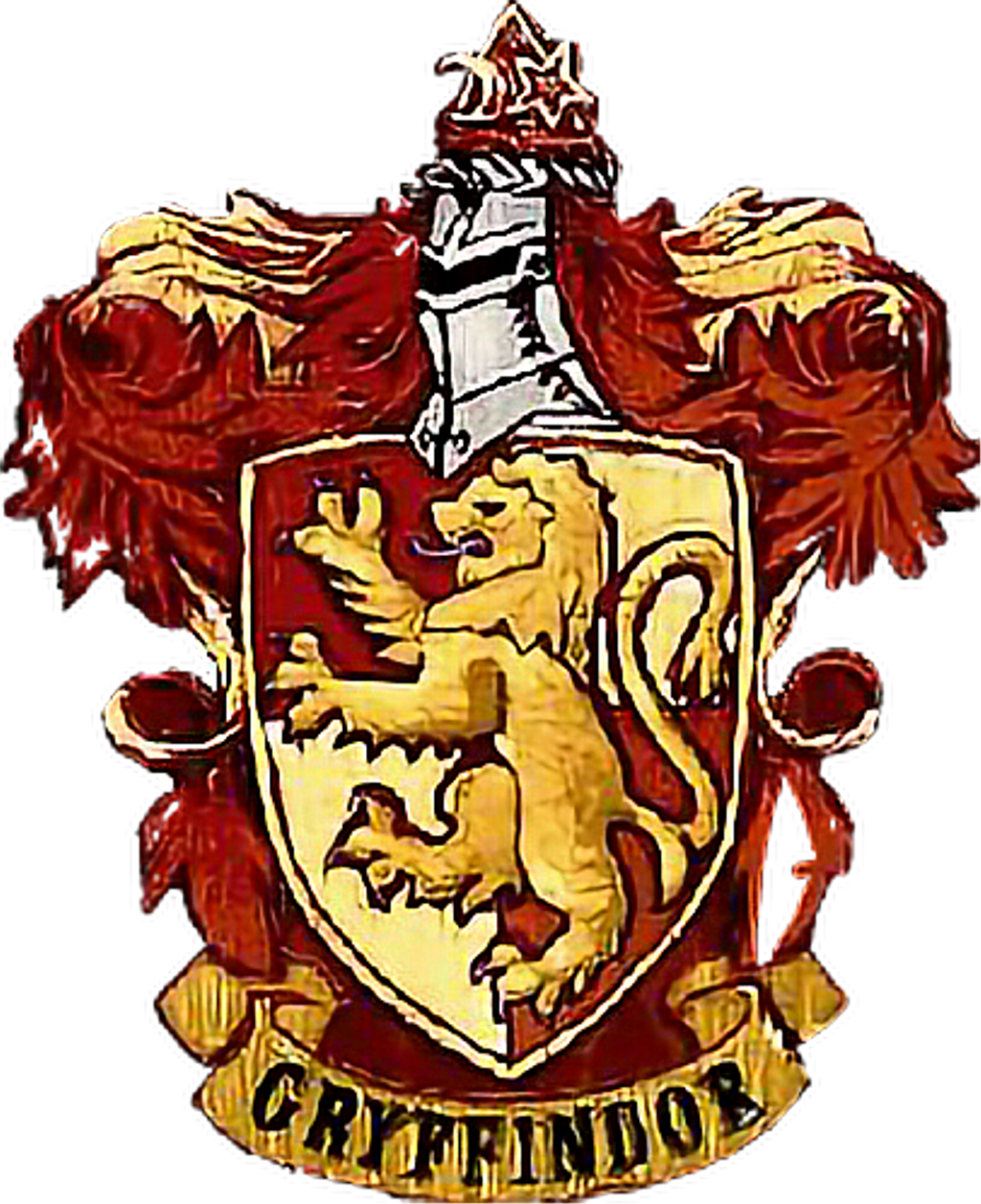 Library of harry potter gryffindor clipart freeuse ...