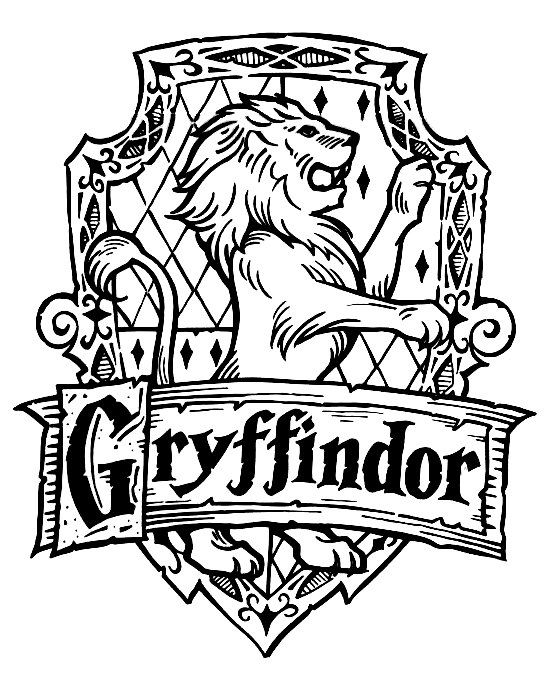 Harry potter gryffindor clipart clipart freeuse download Collection of Gryffindor clipart | Free download best Gryffindor ... clipart freeuse download