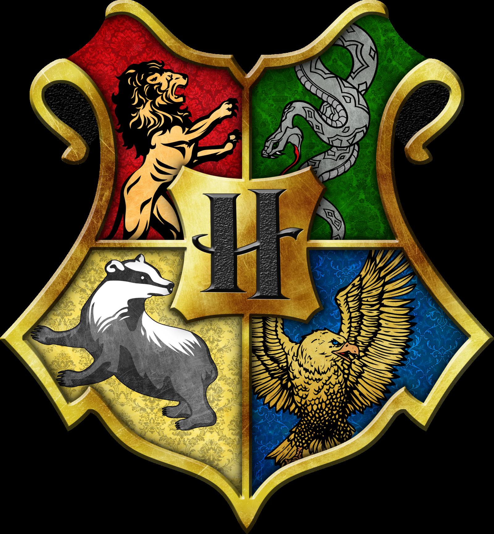 Harry potter house clipart png download The Enneagram Goes To Hogwarts | Pinterest | Hogwarts crest ... png download