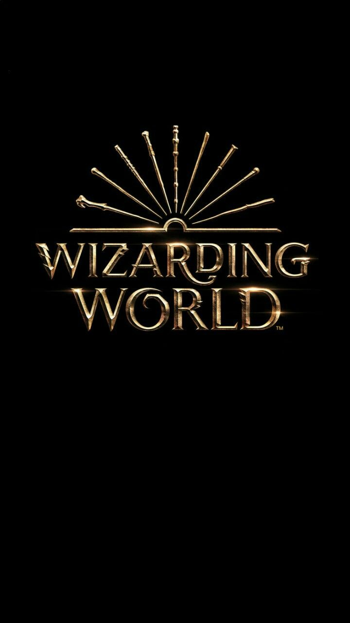 Harry potter logo clipart iphone 8 pluse royalty free library New! JK Rowling\'s Wizarding world logo wallpaper | harry potter in ... royalty free library