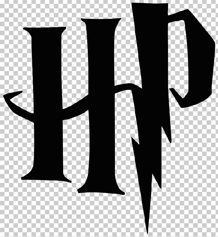 Harry potter logo clipart iphone 8 pluse clip black and white Harry Potter Hewlett-Packard Logo PNG, Clipart, Black And White ... clip black and white