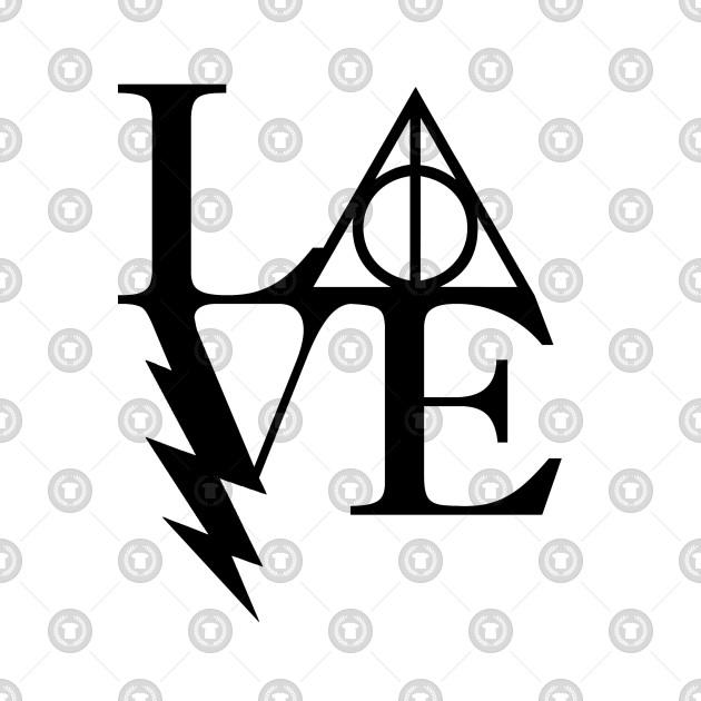 Harry potter love clipart clip transparent download Love HP clip transparent download