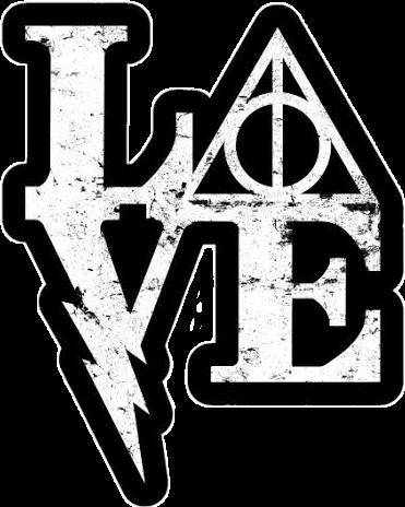Harry potter love clipart vector transparent stock harrypotter hp love amor Harry Potter - Love Harry Pott... vector transparent stock