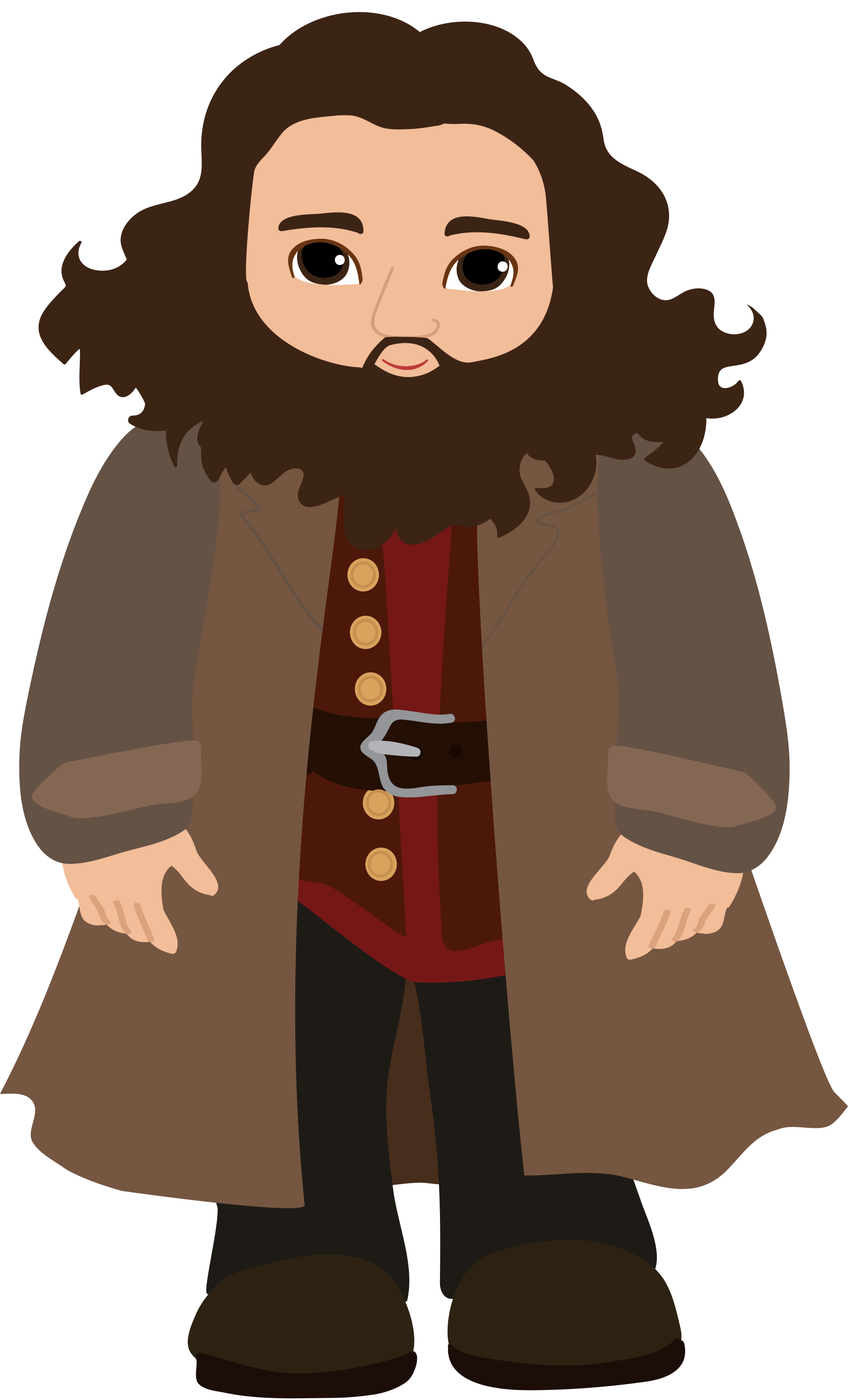 Harry potter spell book clipart clipart freeuse library Hagrid ✴ nástenka https://sk.pinterest.com/dortefrost/clipart-magic ... clipart freeuse library