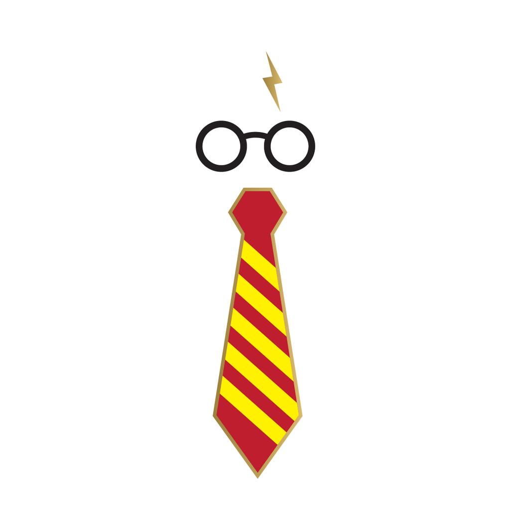 Harry potter tie clipart image download Harry potter: hogwarts house tie Save image download