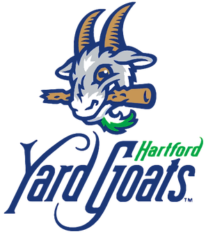 Hartford yard goats clipart clip free library Rockies and Yard Goats extend PDC – The Dutch Baseball Hangout clip free library