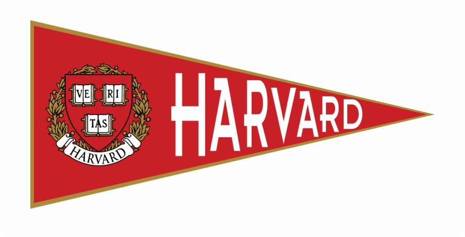 Harvard clipart image black and white download College Pennant Cliparts Harvard University Pennant - Clip Art Library image black and white download