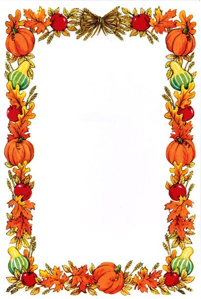 Harvest border clipart svg Pin by Marsha Crossan on Printables | Page borders, Borders, frames ... svg