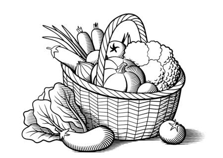 Harvest clipart black and white png transparent library Harvest Clipart Black And White (103+ images in Collection) Page 2 png transparent library