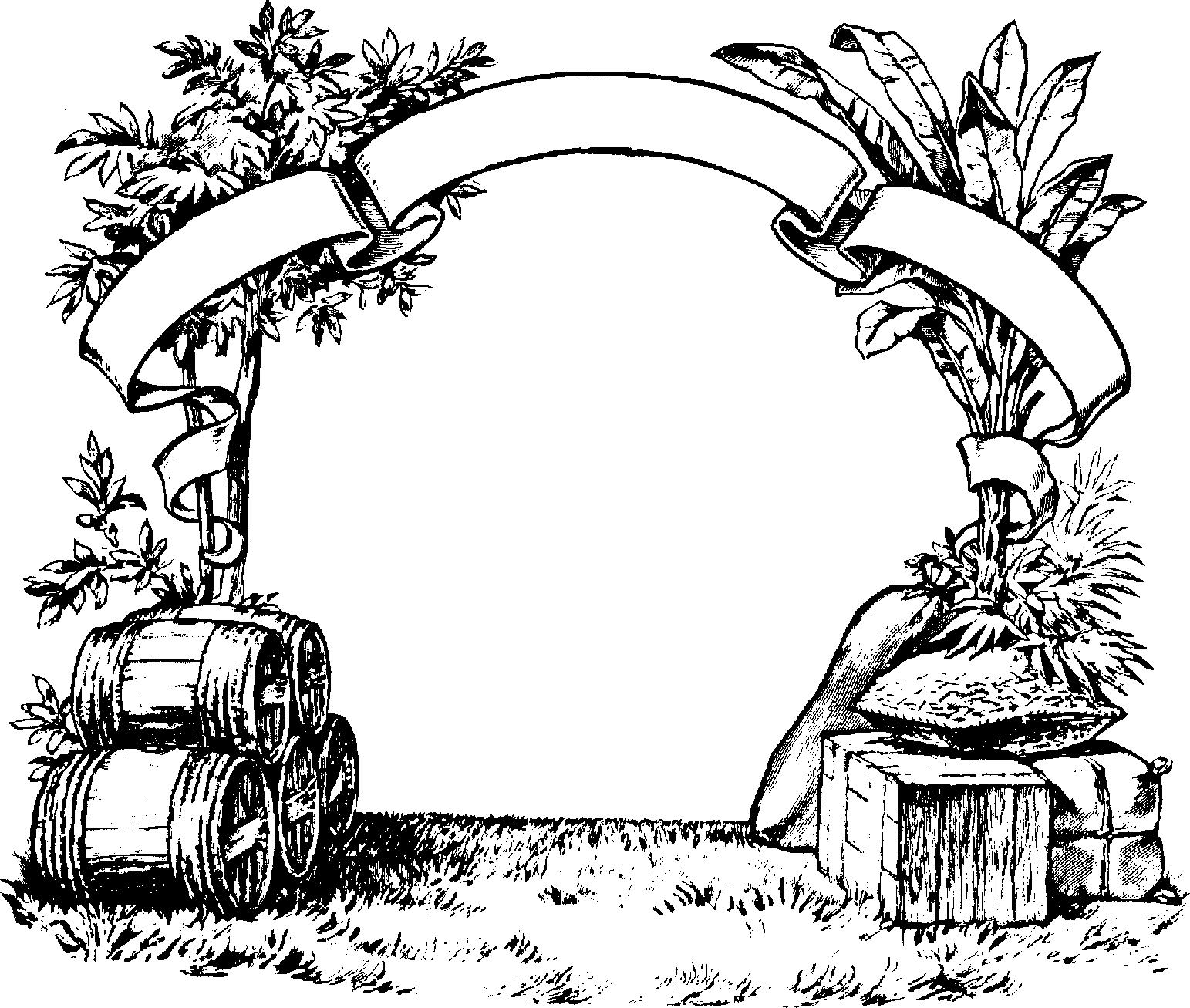 Harvest clipart black and white jpg free Free Harvest Pictures, Download Free Clip Art, Free Clip Art on ... jpg free