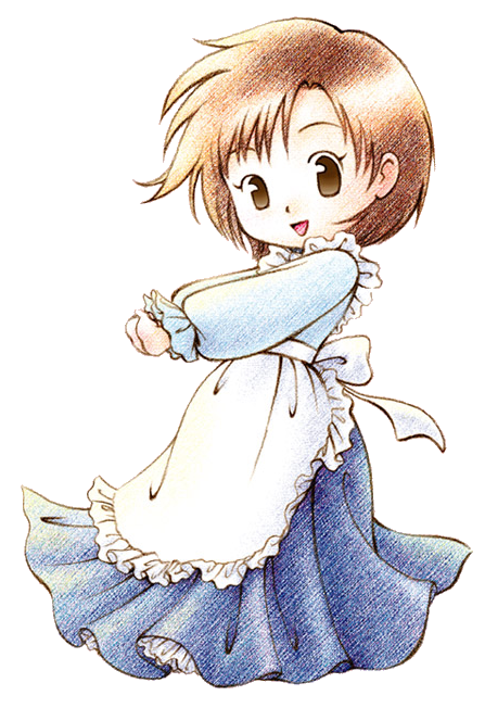 Harvest moon back to nature clipart jpg transparent Elli (BTN) | The Harvest Moon Wiki | FANDOM powered by Wikia jpg transparent