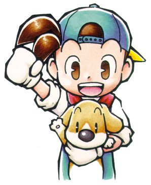 Harvest moon back to nature clipart transparent Dog (FoMT) | The Harvest Moon Wiki | FANDOM powered by Wikia transparent