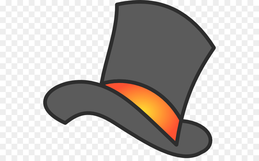 Hat cartoon clipart image Top Hat Cartoon png download - 600*550 - Free Transparent Top Hat ... image