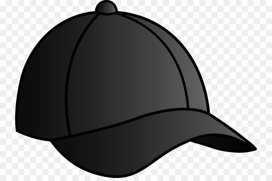 Hat cartoon clipart jpg library download Hat Cartoon clipart - Black, Cap, Hat, transparent clip art jpg library download