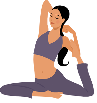 Hatha yoga clipart picture freeuse download Hatha Yoga in Mulund West, Mumbai | ID: 6385896188 picture freeuse download
