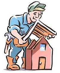 Haus bauen clipart jpg library download Bauen clipart - ClipartFest jpg library download