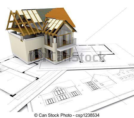 Haus bauen clipart jpg transparent stock Zeichnung von haus, Baugewerbe, unter - haus, unter, Baugewerbe ... jpg transparent stock