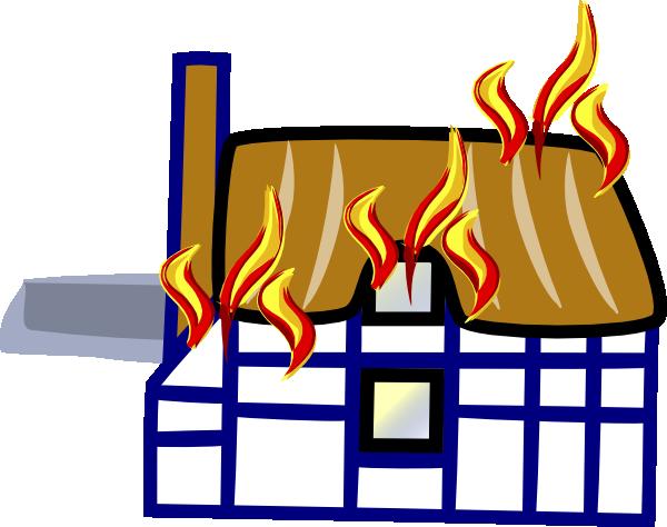 Haus brennt clipart banner Haus brennt clipart - ClipartFest banner