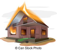 Haus brennt clipart clip art royalty free stock Dangers home ownership Illustrations and Clip Art. 38 Dangers home ... clip art royalty free stock